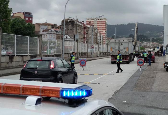 La policia portuaria participa durante el mes de mayo en un curso de seguridad operativa