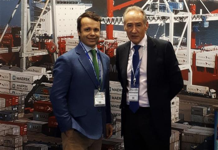 El Puerto de Marín se presenta en Conxemar como referente logístico en productos congelados