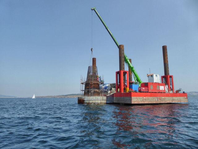 La IALA dedica un amplio reportaje a la reconstrucción de la torre baliza de Picamillo