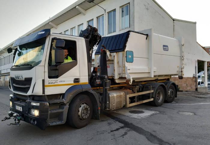 El Puerto de Marín retiró más de 20.000 kilos de basura marina de las costas gallegas en lo que va de año
